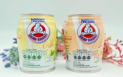 Tak Hanya Sehat Diminum, Susu Bear Brand Juga Bermanfaat untuk Wajah