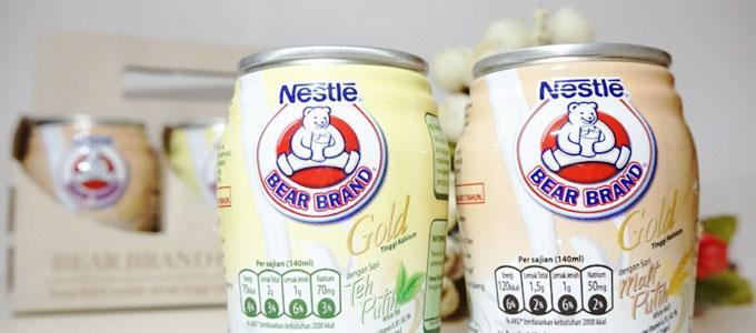 Baik Untuk Kesehatan Perhatikan Juga Aturan Minum Susu Bear Brand