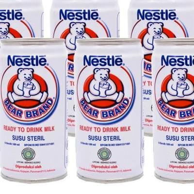 Baik untuk Kesehatan, Perhatikan Juga Aturan Minum Susu Bear Brand