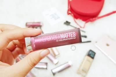 Lipstik Maybelline Harga 55000