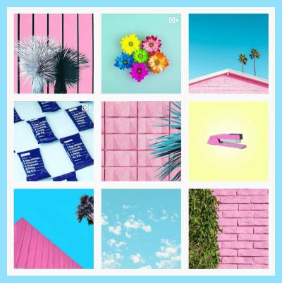 Pola Feed Instagram