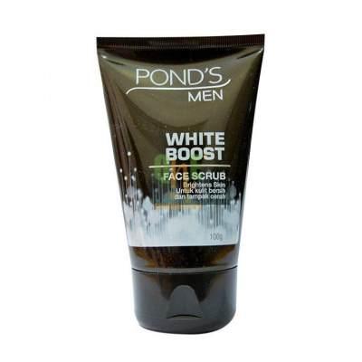 Pond's Men White Boost Face Scrub