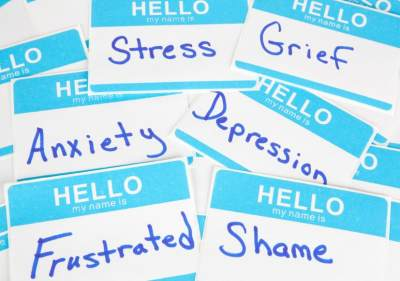 Jenis Masalah Kesehatan Mental