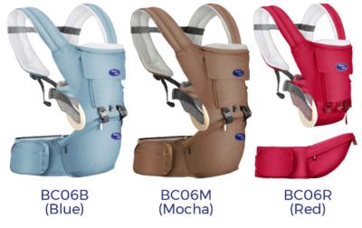 Berapa Sih Usia yang Tepat Si Kecil Dibawa Pakai Gendongan Bayi Hipseat?