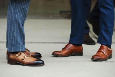 Tampil Casual dengan Sepatu Pantofel Bikin Moms Makin Stylish