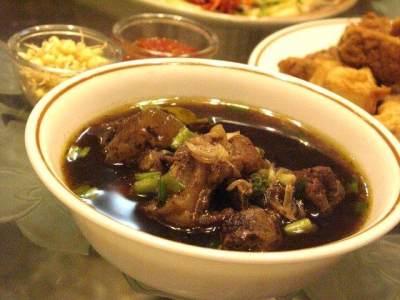 Keistimewaan makanan khas jawa timur