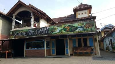 Gudeg Yu Djum Pusat
