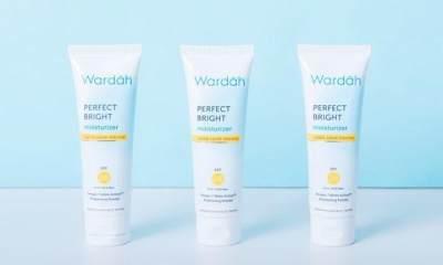 Cerahkan Wajah dalam Sekejap dengan Wardah Perfect Bright Tone Up Cream