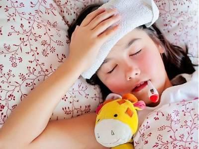 Cara Menurunkan Panas Anak dengan Cepat