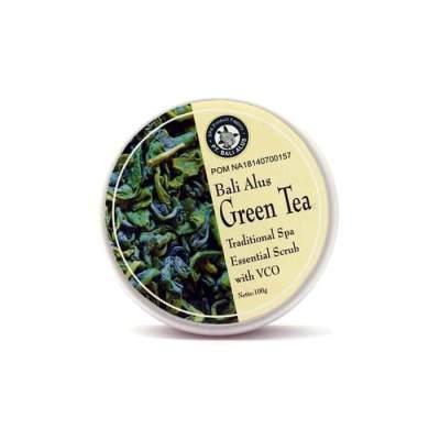 Lulur Bali Alus Green Tea