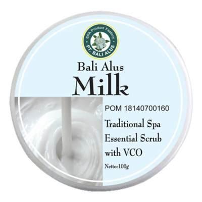 Lulur Bali Alus Milk