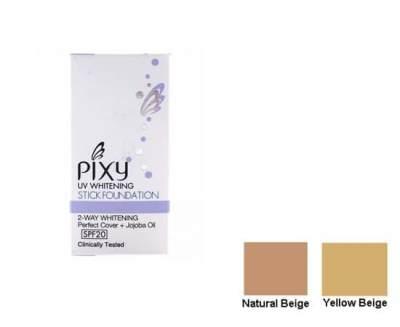 Pixy UV Whitening Stick Foundation