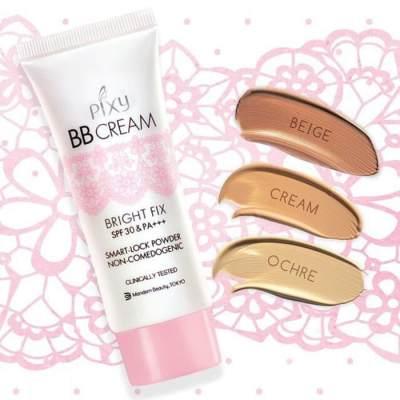 Pixy Bright Fix BB Cream