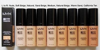 Jenis-jenis NYX Foundation yang Perlu Moms Ketahui