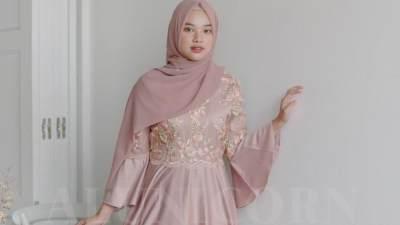 Makin Kece Ke Resepsi Pernikahan dengan Busana Muslim Terbaru, Intip Rekomendasinya