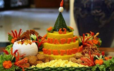 Aneka Kreasi Tumpeng Mini di Hari Ulang Tahun Anak, Bisa Jadi Referensi Moms