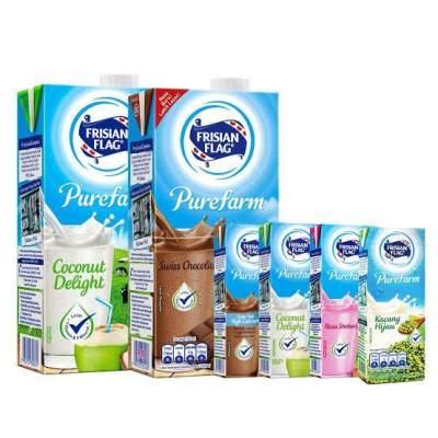 Susu Frisian Flag Purefarm, Kelezatan Varian Rasanya Bantu Moms Hadapi Si Kecil yang Susah Minum Susu