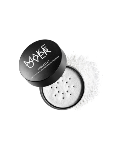 Powerstay Mattifying Transparent Powder