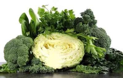 2. Sayuran Hijau