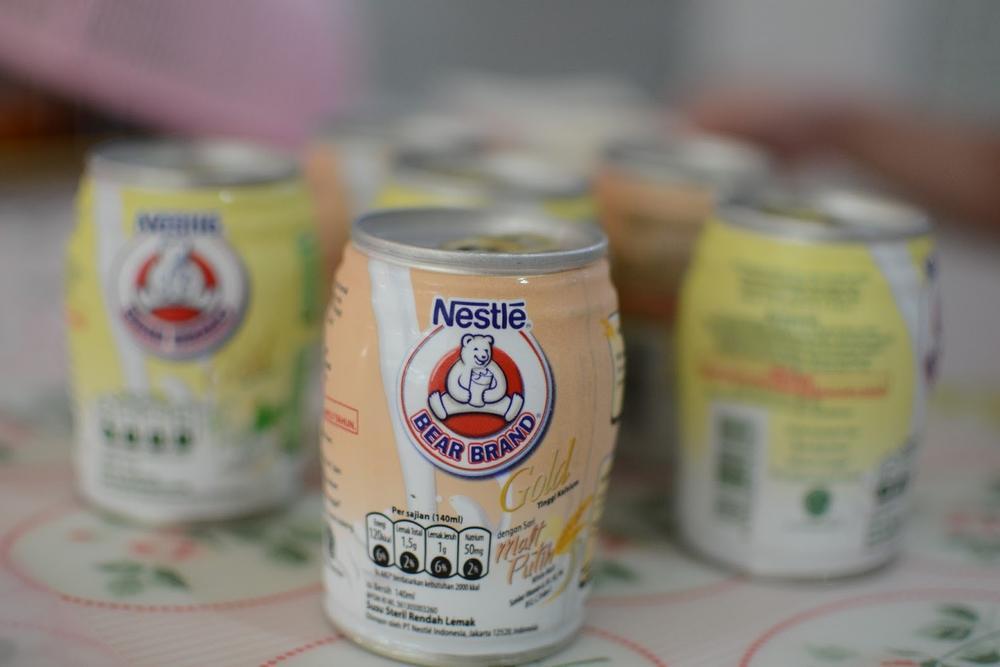 Anak Sakit Tipes Bolehkah Minum Susu Bear Brand