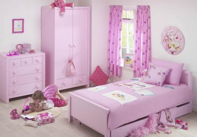 Intip Aneka Dekorasi Kamar Anak Perempuan Ini Manis Dan Fungsional Moms
