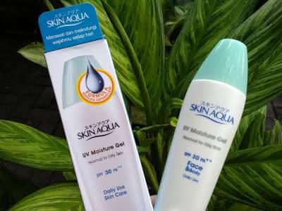 Skin Aqua UV Moisture Gel SPF 30 PA++
