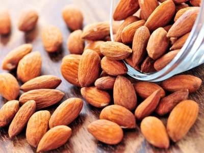 Manfaat Kacang Almond untuk Kesehatan