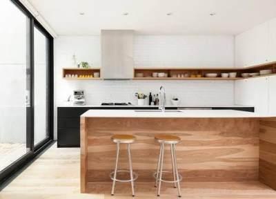 Cocok di Ruang Sempit Maupun Luas, Aneka Rekomendasi Dapur Minimalis Ini Pasti Moms Suka