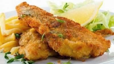 Ikan Patin Goreng