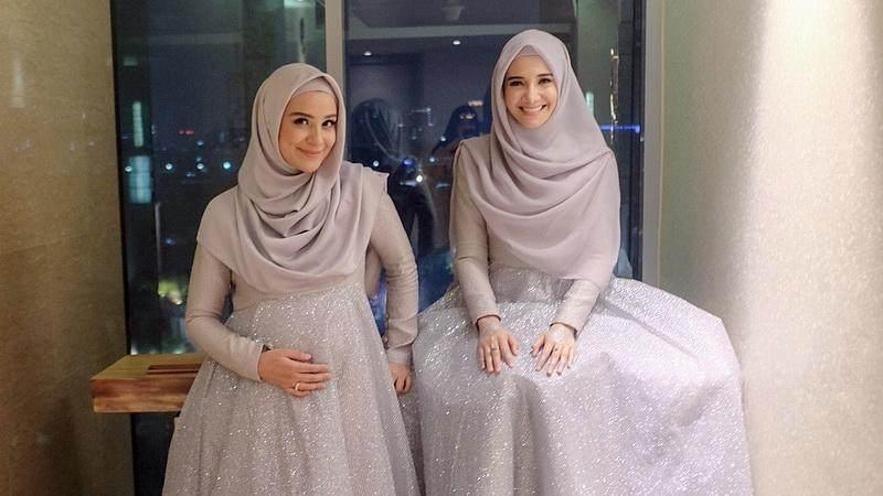 Tampil Cantik Saat Lebaran Dengan Model Baju Gamis Terbaru Intip Rekomendasinya Moms