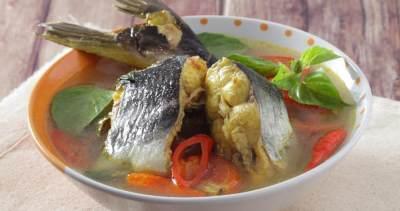 3. Sop Ikan Patin
