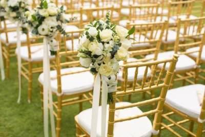 2. Dekorasi Pernikahan Modern