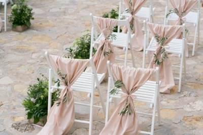5. Dekorasi Pernikahan Warna Pastel