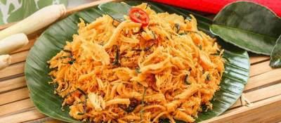 Resep Ayam Suwir Manis Gurih