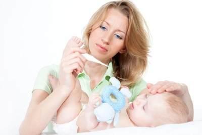 Gejala Tipes pada Bayi