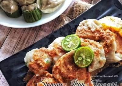 Resep Siomay Ikan Tenggiri Empuk