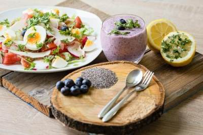 4. Makan Malam Diet DEBM