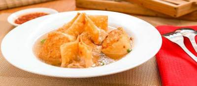 Batagor Kuah: hangat dan lezat!