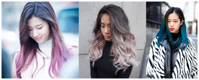 Moms, Ini 4 Trend Warna Rambut 2019 yang Cocok Untuk Wanita Asia