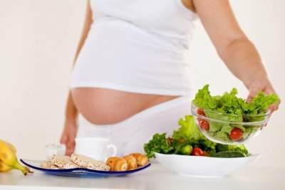 Diet Aman untuk Ibu Hamil