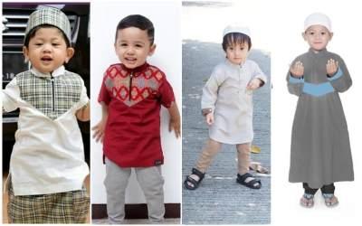Bingung Cari Pakaian Si Kecil? Tengok 4 Model Baju Koko Anak Kekinian Ini, Moms