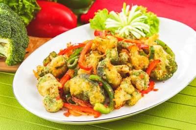 Brokoli Goreng Telur
