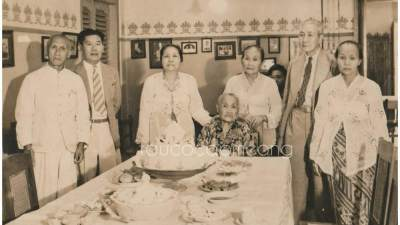 Sejarah Tauco Cap Meong