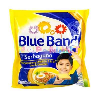 Mentega Blue Band Terbuat Dari Apa Sih?