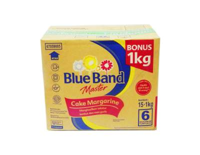 Mentega Blue Band Kiloan