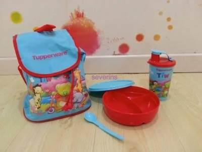 Tempat Makan Bayi Tupperware