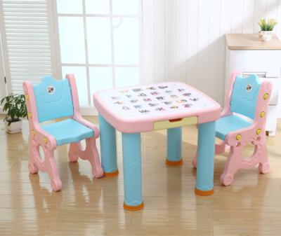 Meja Belajar Anak Plastik