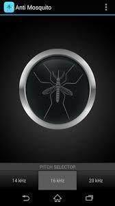 Suara Pengusir Nyamuk