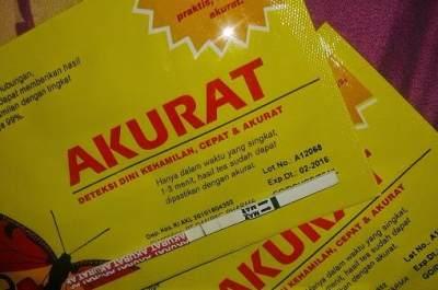 Test Pack Kadaluwarsa