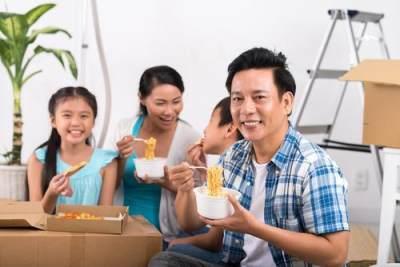Aturan Makan Mie Instan